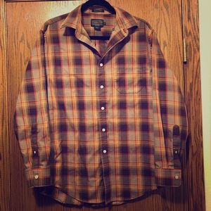 Pendleton | Bridgeport Plaid Shirt | size M